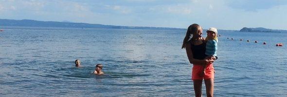 Lago mit Kindern